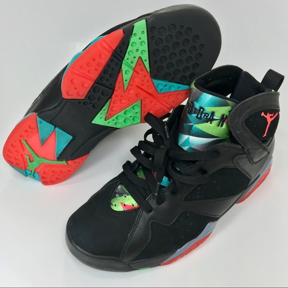 finest selection 8af76 a4576 Air Jordan VII 7 Retro 30th Barcelona Nights. M 5b61d9d3800deea1fe4834f2